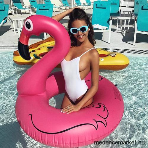 Óriás flamingó alakú úszógumi 0d9c2600c0
