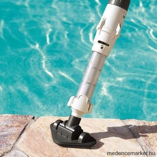 Kokido Telsa 05 akkumulátoros medence porszívó használata MEDENCEMARKET.hu